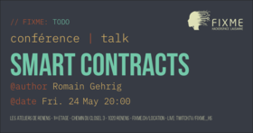 Conférence ToDo: Smart Contracts